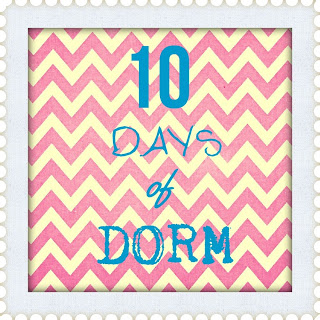 10 Days of Dorm, jewelry tray, jewelry, dorm, college, charming, spray paint, thrift store, gems, jewels, day 7, DIY